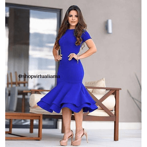 Vestido Agata - Ref. VESAGAT