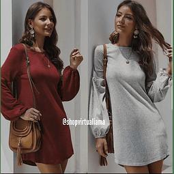 Mini vestido Soleli