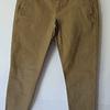 gap skinny mini khakis , talla S