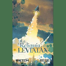 Preventa - La reliquia del Leviatán - Andrés Suárez