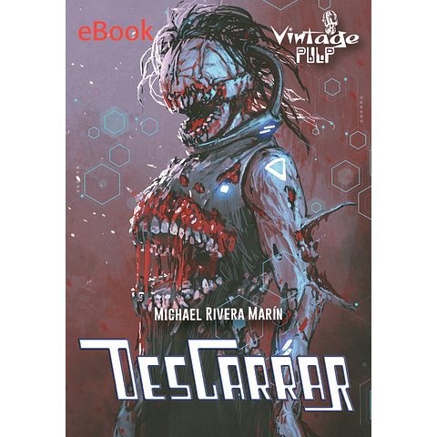 Desgarrar - eBook - Michael Rivera Marín