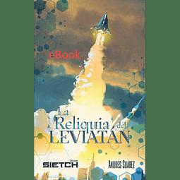 La reliquia del Leviatán - eBook - Andrés Suárez