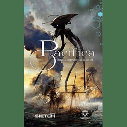 Preventa - Pacífica - Crónicas atemporales de la guerra