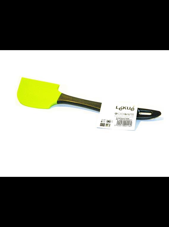 ESPATULA SILICONA 27.5 cm VERDE
