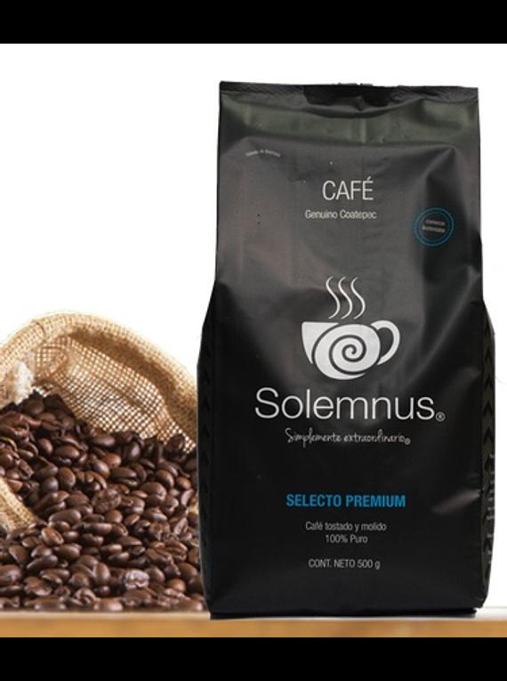 CAFÉ SELECTO PREMIUM BOLSA 1 KG EN GRANO