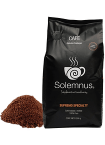 CAFÉ SUPREMO SPECIALTY BOLSA 1 KG MOLIDO