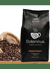 CAFÉ SUPREMO SPECIALTY BOLSA 1 KG EN GRANO
