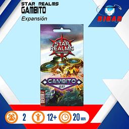 Star Realms Expansión - GAMBITO