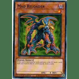 Mad Reloader Carta yugi SDSA-EN008