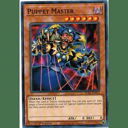Puppet Master Carta yugi SDSA-EN014