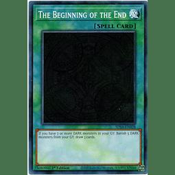 The Beginning of the End Carta yugi SDSA-EN028