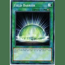Field Barrier Carta yugi SDSA-EN031