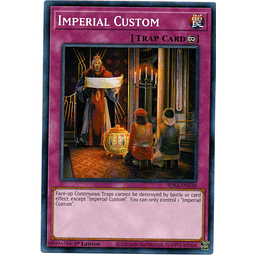 Imperial Custom Carta yugi SDSA-EN038