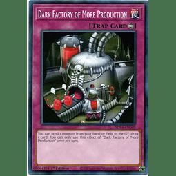 Dark Factory of More Production Carta yugi SDSA-EN040