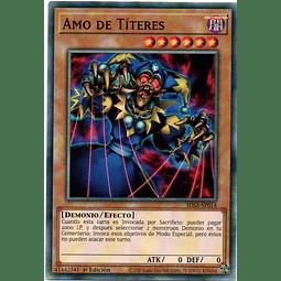 Amo De Titeres carta yugi SDSA-SP014