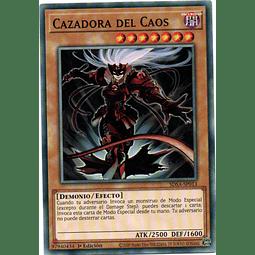 Cazadora Del Caos carta yugi SDSA-SP013