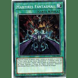 Martires Fantasma carta yugi SDSA-SP022