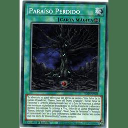 Paraiso Perdido carta yugi SDSA-SP021