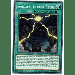 Monticulo Del Creador De Vinculos carta yugi SDSA-SP026