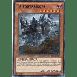 Trifortressops Carta yugioh SR04-EN017