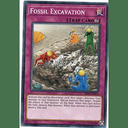 Fossil Excavation Carta yugioh SR04-EN032