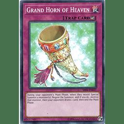 Grand Horn of Heaven Carta yugioh SR04-EN037