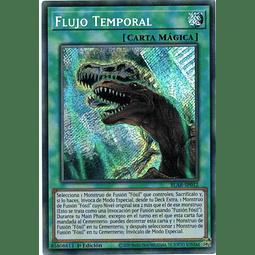 Flujo Temporal Carta yugioh BLAR-SP012