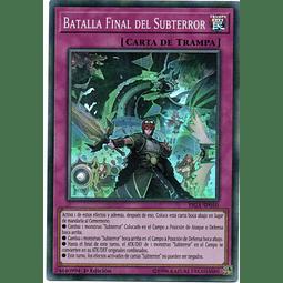 Subterror Final Battle Yugi Español FIGA-SP050
