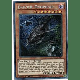 Danger! Ogopogo! Carta Yugi MP20-EN001