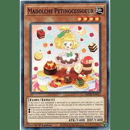 Madolche Petingcessoeur Carta Yugi MP20-EN013