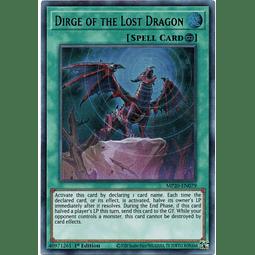 Dirge of the Lost Dragon Carta Yugi MP20-EN079