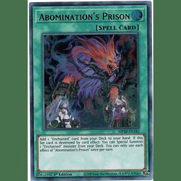 Abomination's Prison Carta Yugi MP20-EN182