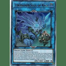 Unchained Soul of Rage Carta Yugi MP20-EN173