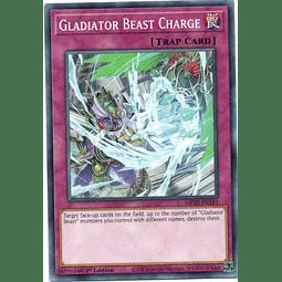 Gladiator Beast Charge Carta Yugi MP20-EN193