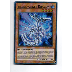 Silverrokket Dragon Carta Yugioh SDRR-EN001