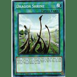 Dragon Shrine Carta Yugioh SDRR-EN028