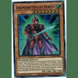 Legendary Knight Hermos Carta yugi DLCS-EN003