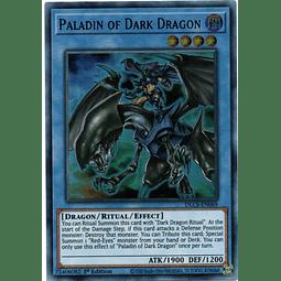 Paladin of Dark Dragon Carta yugi DLCS-EN069