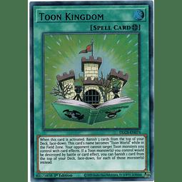 Toon Kingdom Carta yugi DLCS-EN074