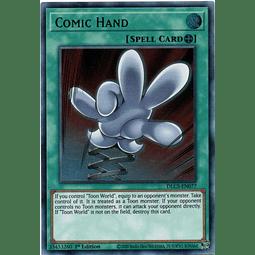 Comic Hand Carta yugi DLCS-EN077
