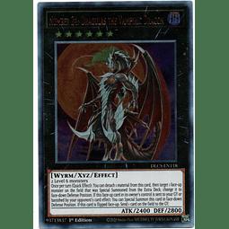 Number 24: Dragulas the Vampiric Dragon Carta yugi DLCS-EN118