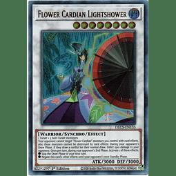 Flower Cardian Lightshower Carta yugi DLCS-EN135