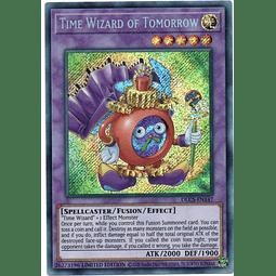 Time Wizard of Tomorrow Carta yugi DLCS-EN147