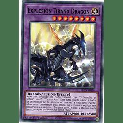 Tyrant Burst Dragon Yugi Español DLCS-SP056