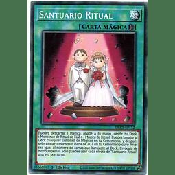 Ritual Sanctuary Yugi Español DLCS-SP112