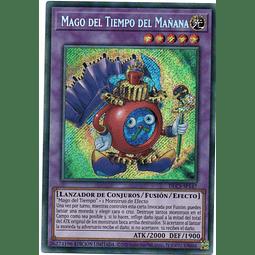 Time Wizard of Tomorrow Yugi Español DLCS-SP147