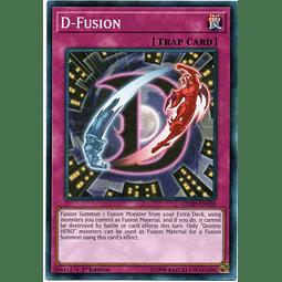 D-Fusion Carta yugioh LEHD-ENA30