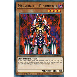 Makyura the Destructor (erratum) Carta Yugi LED7-EN008
