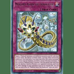Meklord Astro the Eradicator Carta Yugi LED7-EN022