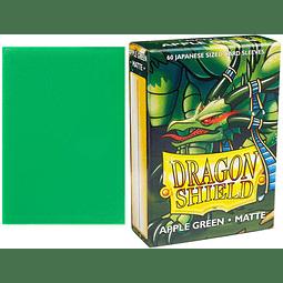Micas Dragon Shield Matte Apple Green